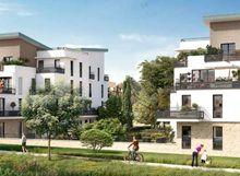 Grand Canal Ii : programme neuf à Bois-d'Arcy
