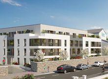 Coeur Village : programme neuf à Saint-Herblain