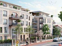 1 Rue Roussel : programme neuf à Saint-Maur-des-Fossés