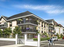 Le Domaine des Longs Prés : programme neuf à Saint-Germain-lès-Arpajon