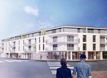 Coeur Chambery : programme neuf à Villenave-d'Ornon