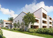 Le Hameau d´Hastignan : programme neuf à Saint-Médard-en-Jalles