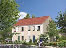 Coeur Village : programme neuf à Villiers-sur-Morin