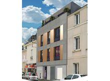 Résidence Auguste Pinguet : programme neuf à Angers