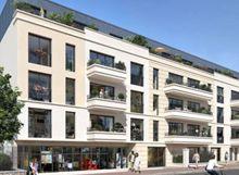 Pavillon Royal : programme neuf à Saint-Cyr-l'École
