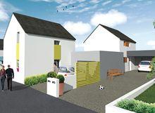 Le Clos Saint-Maurice Guidel Maisons au Coeur de la Ville : programme neuf à Guidel