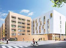 Residhome Toulouse Ponts-Jumeaux : programme neuf à Toulouse