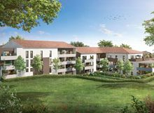 Les Jardins de Saint-O : programme neuf à Saint-Orens-de-Gameville
