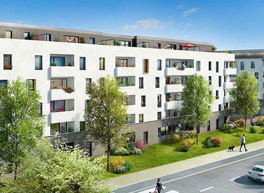 appartement n 1105 o garonne t2 de m toulouse nord secteur 3. Black Bedroom Furniture Sets. Home Design Ideas