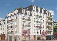3 rue Saint-Denis : programme neuf à Colombes