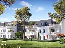 Bois de Kersec : programme neuf à Vannes
