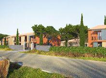 Les Villages D´or De Grimaud : programme neuf à Grimaud