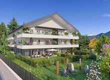 Villa Saint Laurent : programme neuf à Annecy-le-Vieux