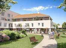 Le Jardin d´Eloa : programme neuf à Villeneuve-d'Ascq
