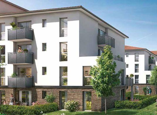 appartement n c36 pavillon neo t2 de m toulouse nord secteur 3. Black Bedroom Furniture Sets. Home Design Ideas