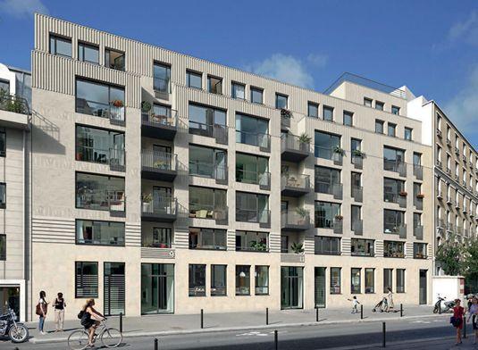 appartement n b15 carr daumesnil t2 de m paris 12 me arrondissement de reuilly. Black Bedroom Furniture Sets. Home Design Ideas