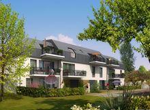Les Jardins de Saint Ouen : programme neuf à Caen