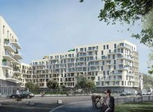 Panoramik : programme neuf à Caen
