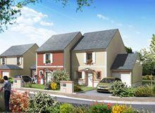 Les Villas Bleu Pastel : programme neuf à Orléans