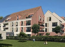 Le Clos de l´Horloge : programme neuf à Beauvais