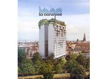 Canopée Residence Etudiante : programme neuf à Strasbourg