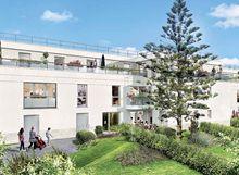 Les Terrasses de Saint-Cyr : programme neuf à Saint-Cyr-l'École