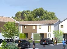 L´Airial de Joli Bois : programme neuf à Saint-Aubin-de-Médoc