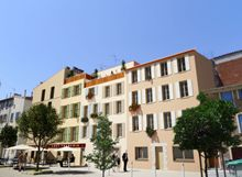 Rue Arago : programme neuf à Perpignan