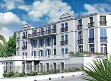 Villa Tolstoi : programme neuf à Cannes