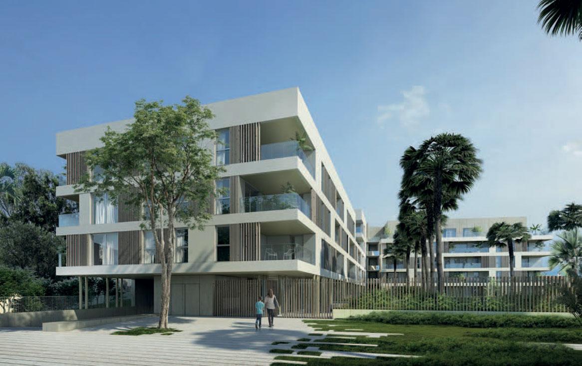 Le Jardin De Matisse, programme neuf à Saint-Laurent-du-Var