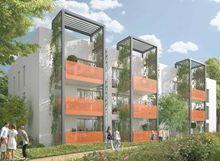 Green Park : programme neuf à Meyzieu
