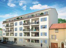 Les Balcons du Béal : programme neuf à La Crau