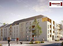 Résidence Quai Sud : programme neuf à Angers