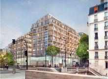 7 rue de Tolbiac : programme neuf à Paris intra-muros