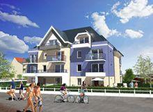 Villas des Tamaris : programme neuf à Berck
