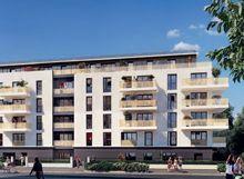 Côté Square : programme neuf à Villepinte