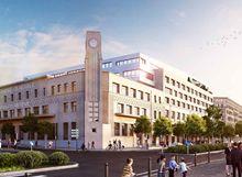 Le Castel : programme neuf à Marseille