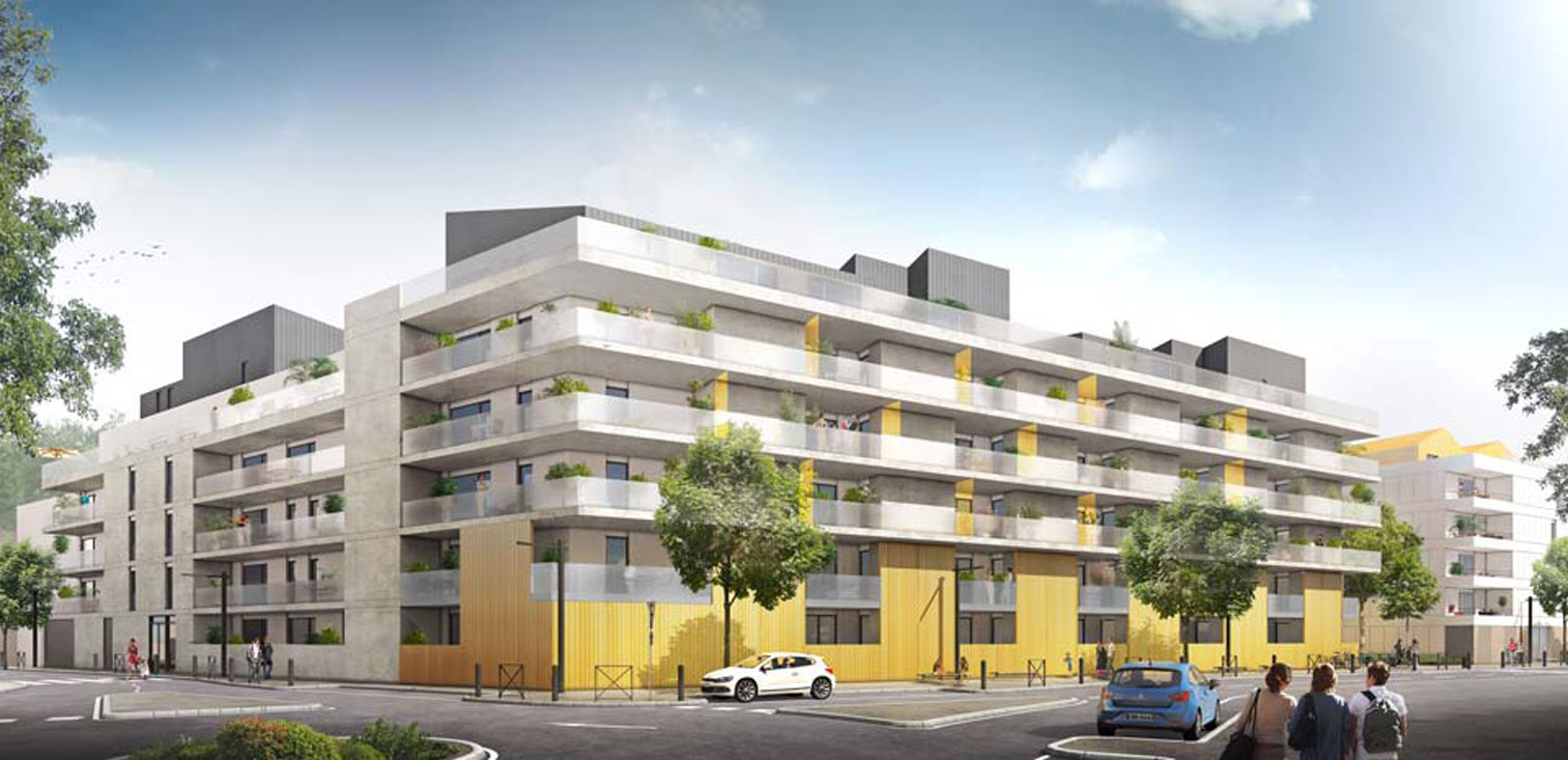 D dicace programme neuf toulouse for Programme immobilier
