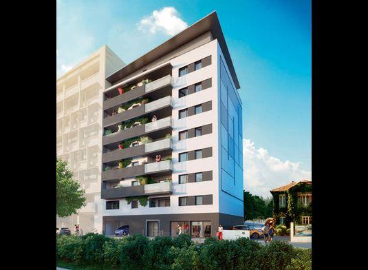 appartement n 01501 le cours des minimes t3 de m toulouse nord secteur 3. Black Bedroom Furniture Sets. Home Design Ideas