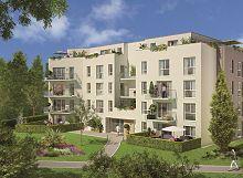 L´Atik Côté Jardin : programme neuf à Mont-Saint-Aignan