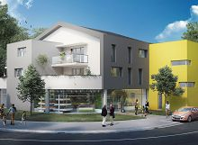 Résidence Mélody : programme neuf à Parempuyre