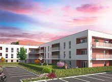 L´initial : programme neuf à Bourg-en-Bresse