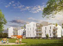 Résidence Séquoia : programme neuf à La Roche-sur-Yon