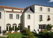 6 rue de la Monnaie : programme neuf à La Rochelle
