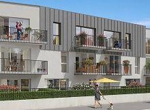 Le Domaine de Saint-Paul : programme neuf à Caen