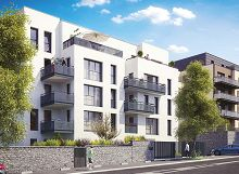 Villa Berlioz : programme neuf à Nantes