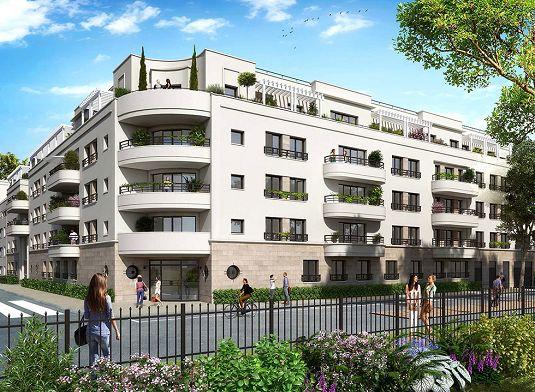 appartement n a34 le broadway t3 de m chessy. Black Bedroom Furniture Sets. Home Design Ideas