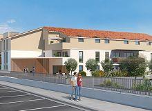 Résidence New Castel : programme neuf à Castelginest