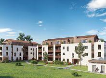 Les Terrasses de Leyran : programme neuf à Villenave-d'Ornon