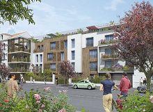 Residence Berny : programme neuf à Villeparisis